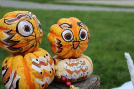 Return of the Pumpkin People