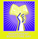 Annual Independent Bookstore Day!