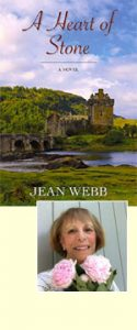 A HEART OF STONE by Mt. Washington Valley author, Jean Webb.