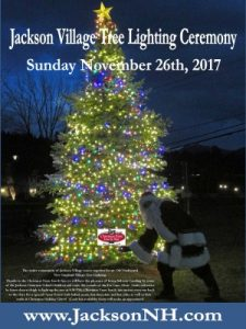 Christmas Holiday Tree Lighting