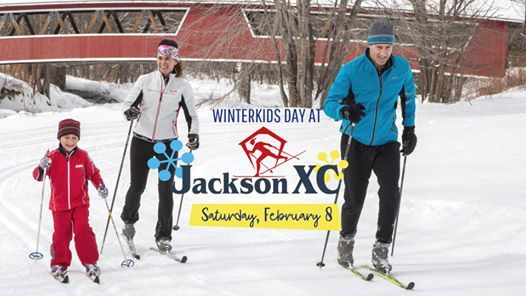 WinterKids Family Day With Jackson XC