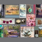 Jackson Art Studio: Holiday Art Show w/ Artisans at Work