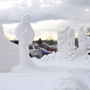 Jackson Invitational Snow Sculpting Competition
